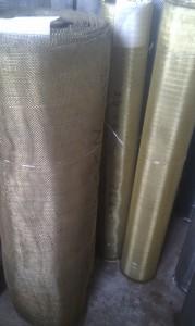 Сетка тканая никелевая