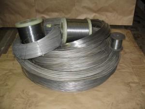 Проволока нихромовая марок х20н80 х15н60 различных диаметров.