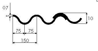 вред данного стоимость шифера 8 волнового потоки