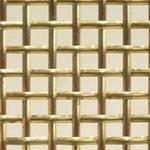 Сетки тканные из цветных металлов