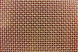 Сетка медная тканая, изготовление любых размеров ячеек, для фильтрации и экранирования.
